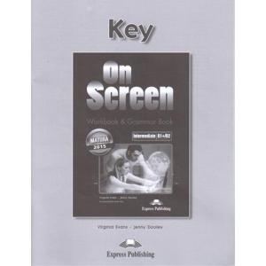 On Screen Inter B1+/B2 WB & Grammar Matura Key
