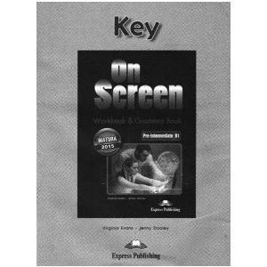 On Screen Pre-Inter B1 WB & Grammar Matura Key