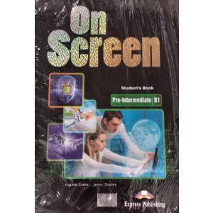 On Screen Pre-Intermediate (B1). Podręcznik + Writing Book