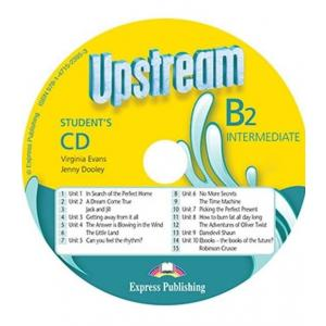 Upstream Intermediate B2 NEW. Student's Audio CD