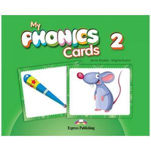 My Phonics 2. Cards