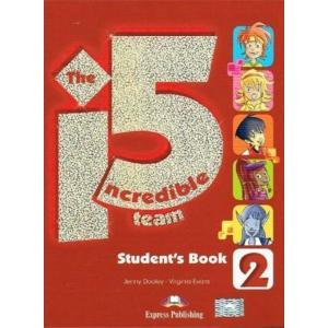 The Incredible 5 Team. Sudent's Book 2 + kod interactive e-book