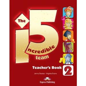 The Incredible 5 Team 2. Książka Nauczyciela