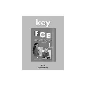 FCE Use of English 1. Klucz