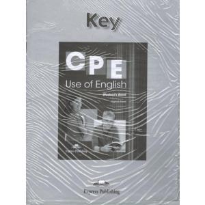 CPE Use of English. KeyCPE Use of English. Key