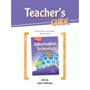 Information Technology. Career Paths. Teacher's Guide