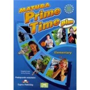 Matura Prime Time PLUS Elementary. Podręcznik Wieloletni