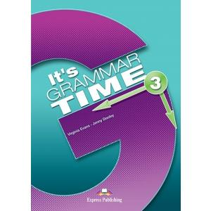 It's Grammar Time 3. Podręcznik