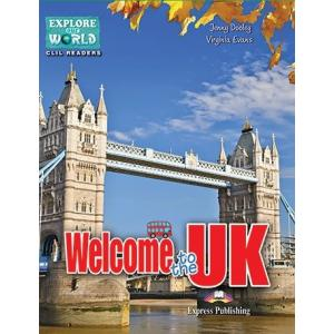 EP CLIL Readers: Welcome to the UK + APP