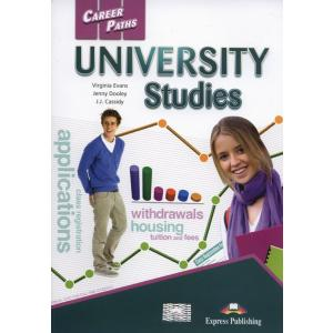 University Studies. Career Paths. Podręcznik