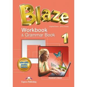 Blaze 1. Ćwiczenia + Grammar Book