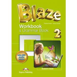 Blaze 2. Ćwiczenia + Grammar Book