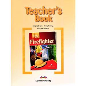 Firefighter. Career Paths. Książka Nauczyciela