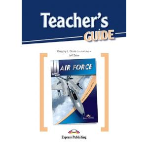 Career Paths: Air Force. Teacher's Guide