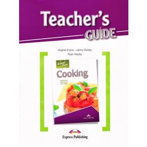 Cooking. Career Paths. Teacher's Guide