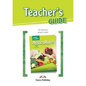 Career Paths: Agriculture Teacher's Guide
