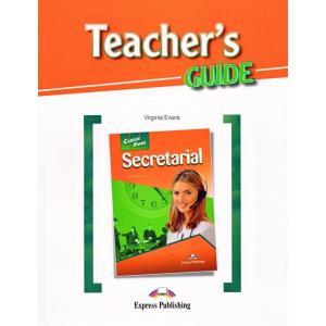 Secretarial. Career Paths. Teacher's Guide