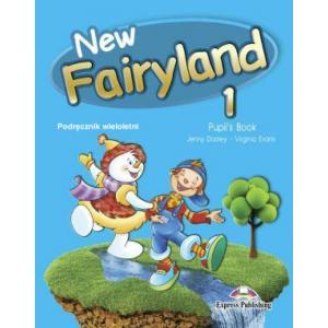 New Fairyland 1. Podręcznik