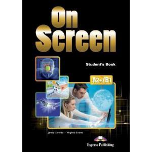 On Screen Pre-Intermediate (A2+/B1). Podręcznik