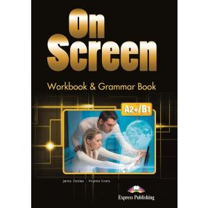 On Screen Pre-Intermediate (A2+/B1). Workbook + Grammar Book
