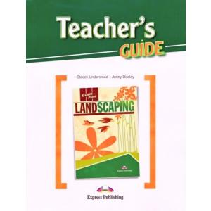 Landscaping. Career Paths. Teacher's Guide