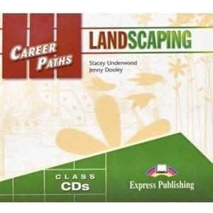 Career Paths. Landscaping. Class Audio CD