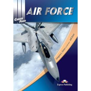 Career Paths. Air Force. Student's Book + kod DigiBook
