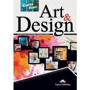 Art and Design. Career Paths. Podręcznik + Kod DigiBook