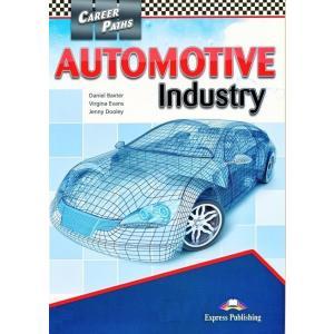 Career Paths: Automotive Industry SB + kod DigiBook
