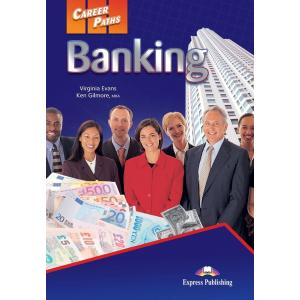 Career Paths. Banking. Student's Book + kod DigiBook