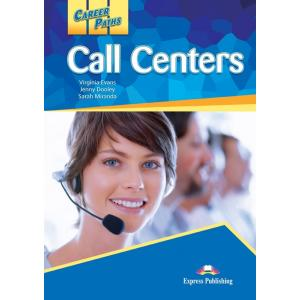 Career Paths. Call Centers. Student's Book + kod DigiBook