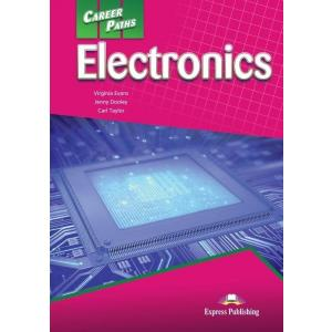 Electronics. Career Paths. Podręcznik + Kod DigiBook