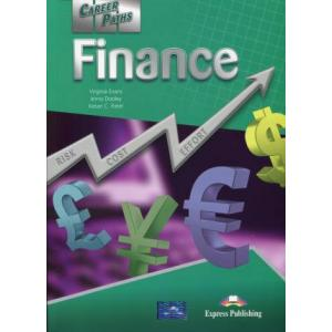 Career Paths. Finance Student's Book + Digibook