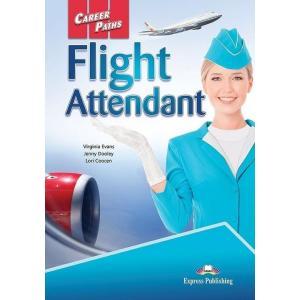 Flight Attendant. Career Paths. Podręcznik + Kod DigiBook