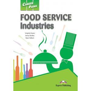 Food Service Industries. Career Paths. Podręcznik + Kod DigiBook
