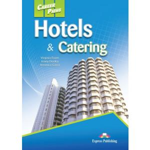 Hotels & Catering. Career Paths. Podręcznik + Kod DigiBook
