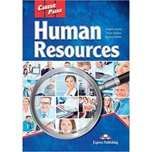 Career Paths. Human Resources. Student's Book + kod DigiBook