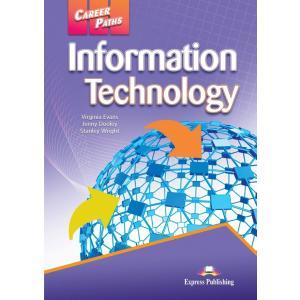 Information Technology. Career Paths. Podręcznik + Kod DigiBook