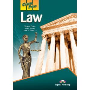 Law. Career Paths. Podręcznik + Kod DigiBook