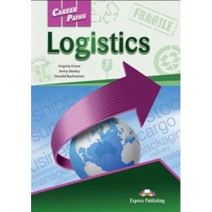 Logistics. Career Paths. Podręcznik + Kod DigiBook