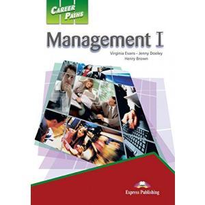 Career Paths. Management I. Student's Book + kod DigiBook
