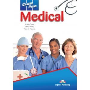 Medical. Career Paths. Podręcznik + Kod DigiBook