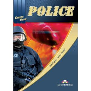 Career Paths. Police. Student's Book + kod DigiBook