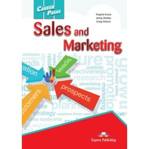 Sales and Marketing. Career Paths. Podręcznik + Kod DigiBook