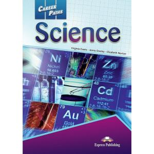 Science. Career Paths. Podręcznik + DigiBook