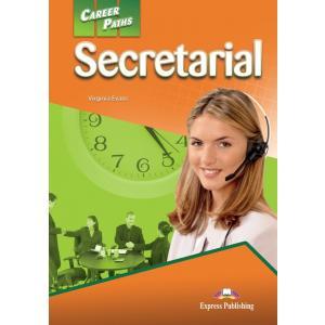 Secretarial. Career Paths. Podręcznik + Kod DigiBook