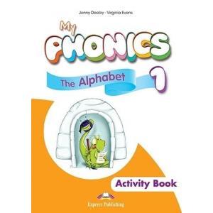 My phonics 1 The Alphabet Active Book + Digi material