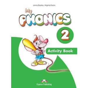 My phonics 2. Activity Book + Digi material