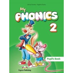 My phonics 2. Pupil's Book + Digi material