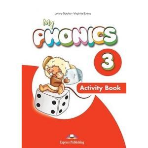 My phonics 3. Activity Book + Digi material